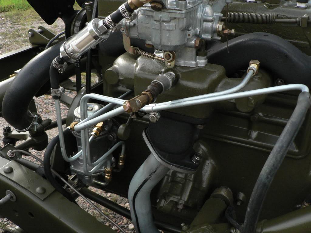 The Cj3a Page Forum Vacuum Lines Jeep 4 2 Engine Diagram Vacuumfuel2