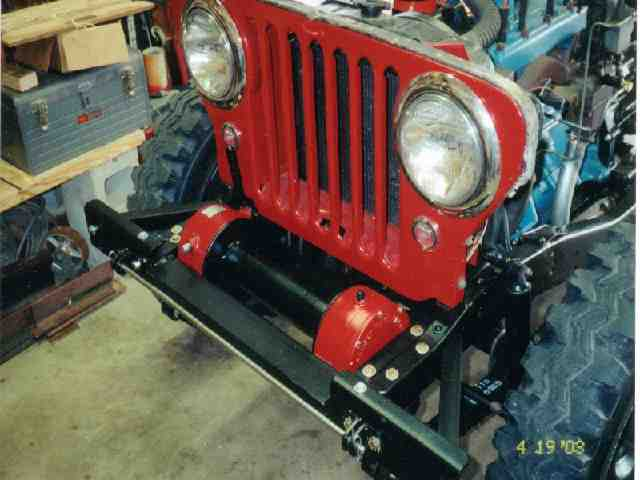 Three Point Winch : The cj a page pto winches and accessories