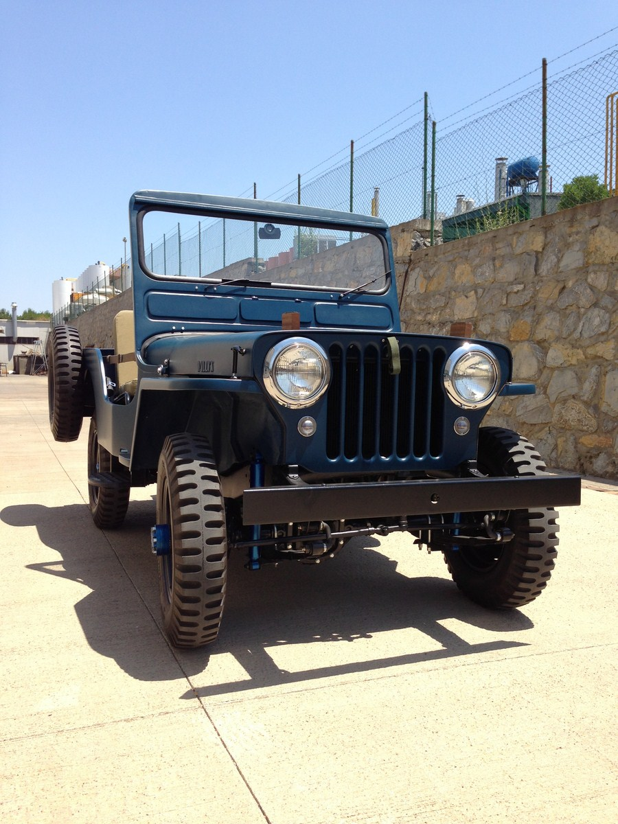1951 Owners Photos 6 Volt To 12 Conversion Wiring Diagram Jeep Cj3a Gurhan Writes First Of All I Would Like Thank You For The Excellent Page It Was Very Helpful Restore Our Willys Found Many Details From
